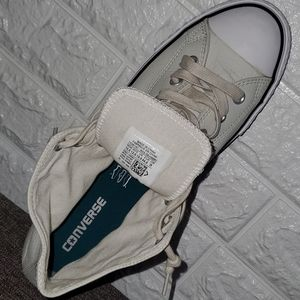 Converse Shoes - Chuck Taylor Creme Leather